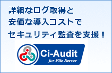 Ci-Audit for File Server